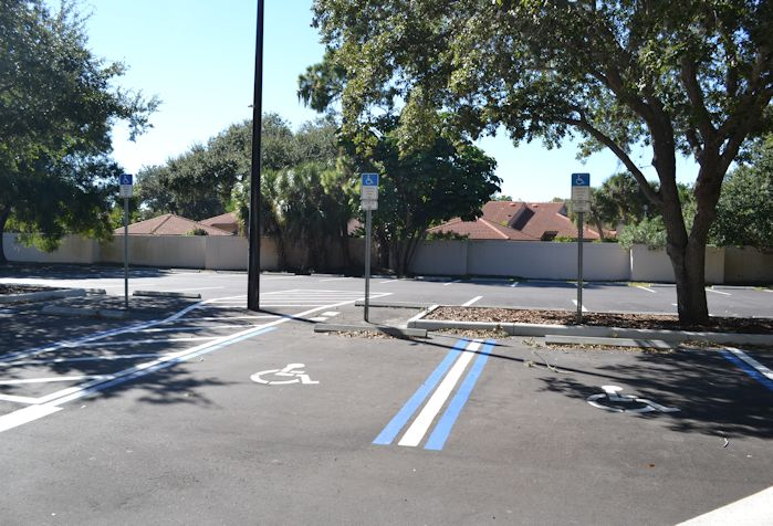 Jon F. Swift Construction | The Landings Parking Lot Improvements | School Board of Sarasota County