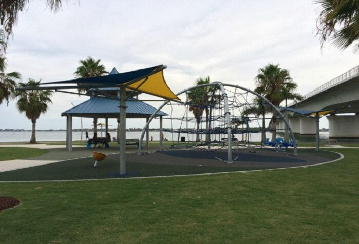 Jon F. Swift Construction | Eloise Werlin Park | City of Sarasota