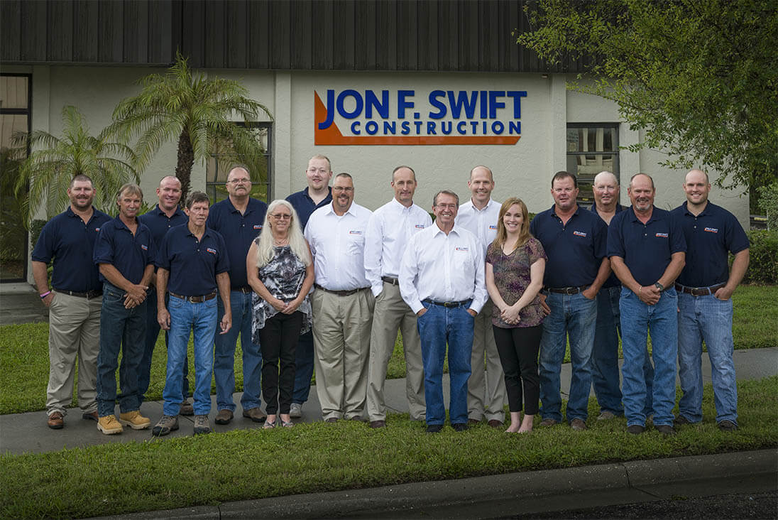 Jon F. Swift Construction | Team