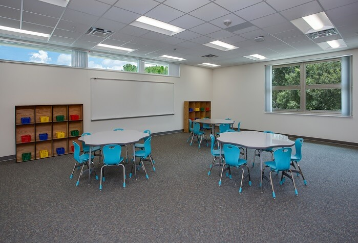 Fruitville Elementary School | Sarasota County School Board | Jon F. Swift Construction