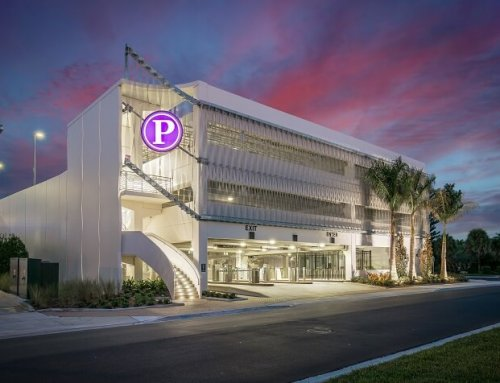 St. Armands garage lands design award