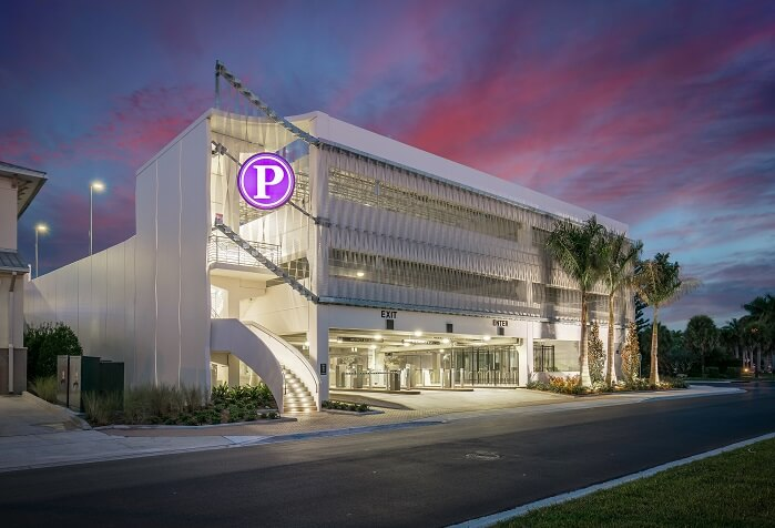 St. Armands Parking Garage