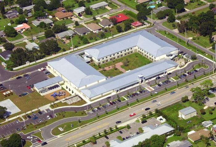 Phillippi Shores Elementary School | Sarasota County School Board | Jon F. Swift Construction