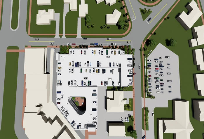 St. Armands Parking Garage | Jon F. Swift Construction