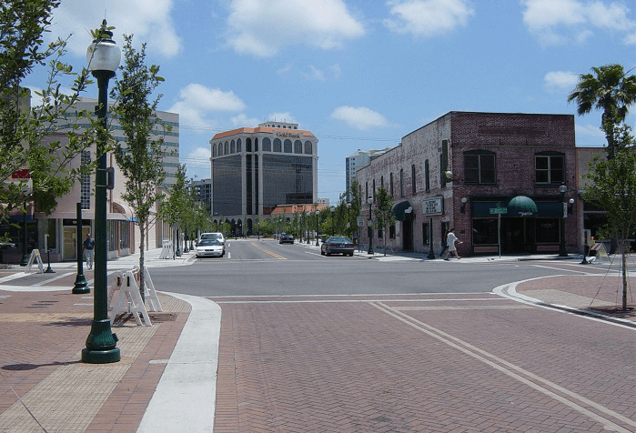 Lemon Avenue Streetscape | City of Sarasota | Jon F. Swift Construction