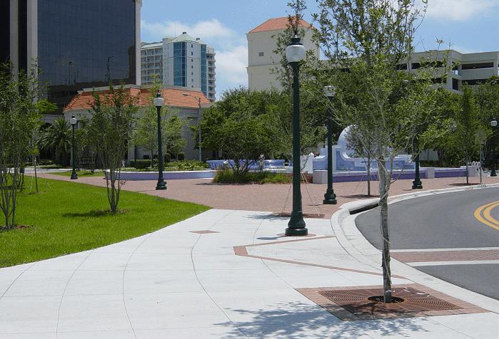 Lemon Avenue Streetscape | City of Sarasota | Jon F. Swift Construction