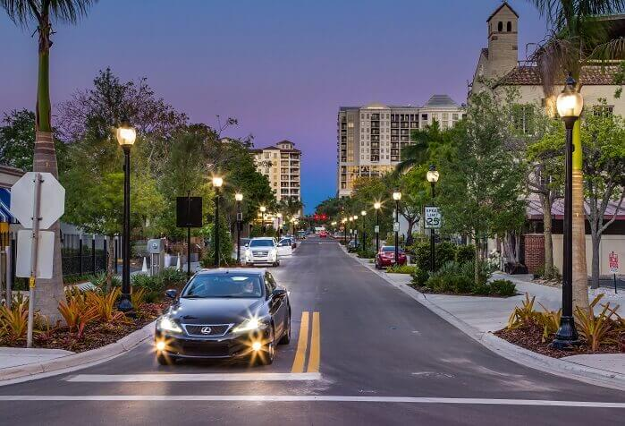 First Street | City of Sarasota | Jon F. Swift Construction