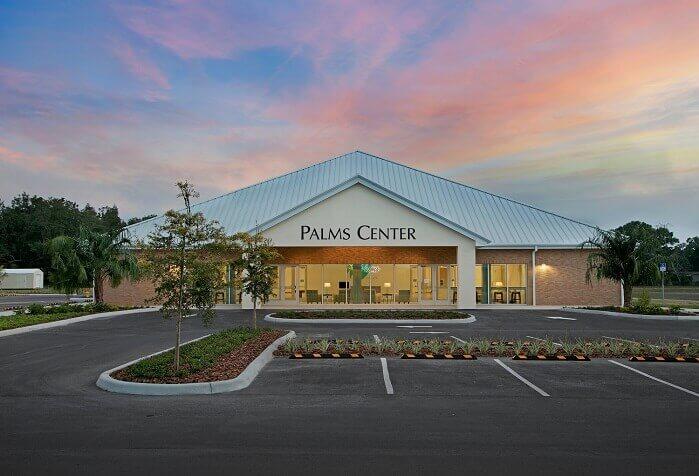 Palms Center | Church of the Palms | Jon F. Swift Construction