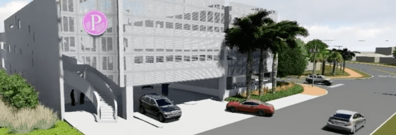 Construction on St. Armands Parking Garage Begins Next Week