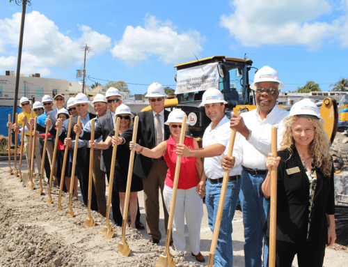Ground broken on St. Armands parking garage