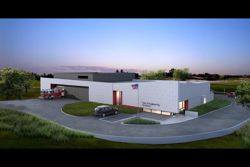 New Longboat Key Fire Station | Jon F. Swift Construction