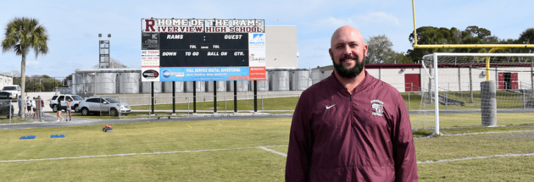 Riverview first of Sarasota schools to see track and field improvements