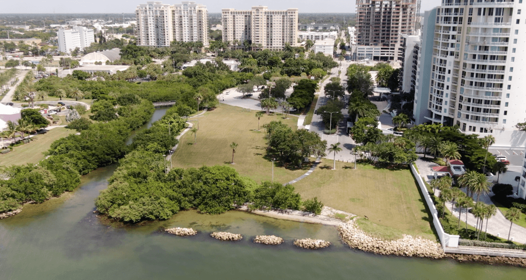 The Bay Park Sarasota FL | Jon F. Swift Construction