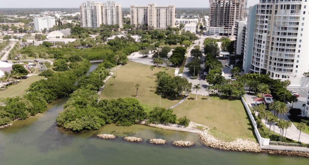 The Bay Park Sarasota FL | Jon F. Swift Construction