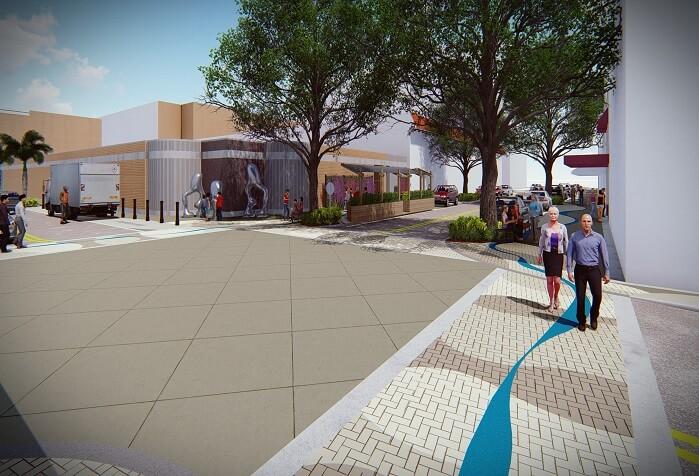 Bradenton Streetscape | City of Bradenton | Jon F. Swift Construction
