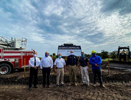Longboat Key breaks ground on new fire station