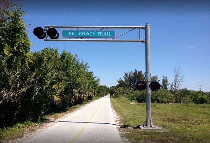 Legacy Trail Extension | Sarasota County | Jon F. Swift Construction