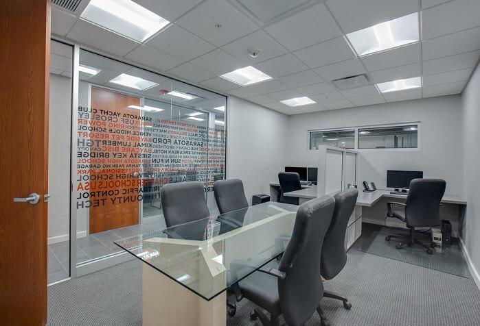 Key Glass Expansion | Jon F. Swift Construction