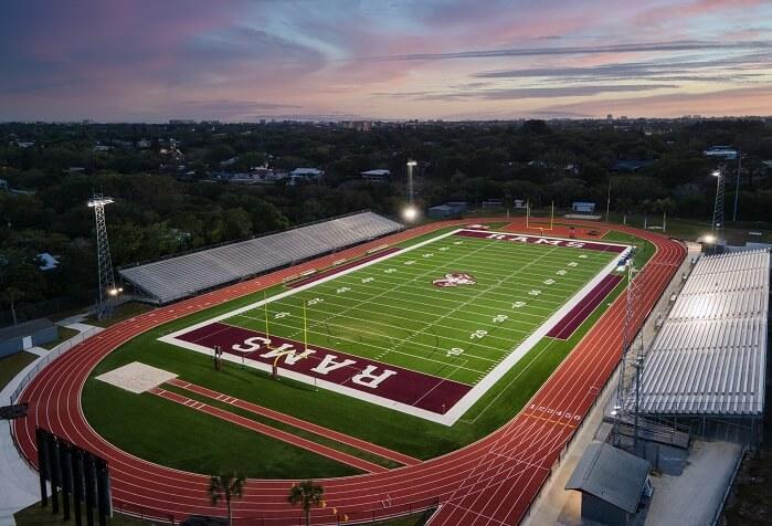 Riverview High School | School Board of Sarasota County | Jon F. Swift Construction