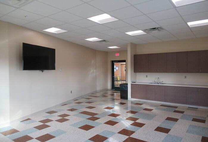 South County Recreational Center | Charlotte County | Jon F. Swift Construction