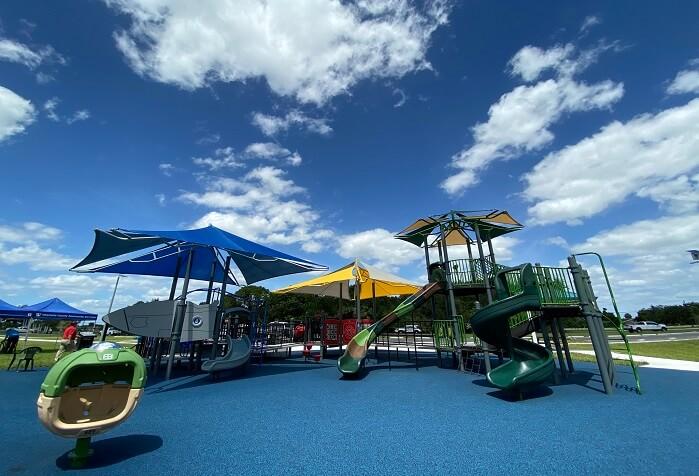 Veteran's Park | Charlotte County | Jon F. Swift Construction