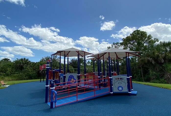 Veteran's Park   Charlotte County   Jon F. Swift Construction