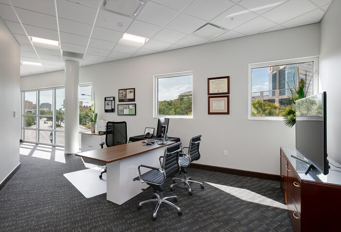 Sabal Palm Bank Downtown Sarasota   Jon F. Swift Construction