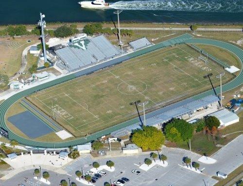 Venice High School Rubberized Track