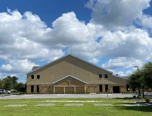 Life Covenant Sanctuary Addition